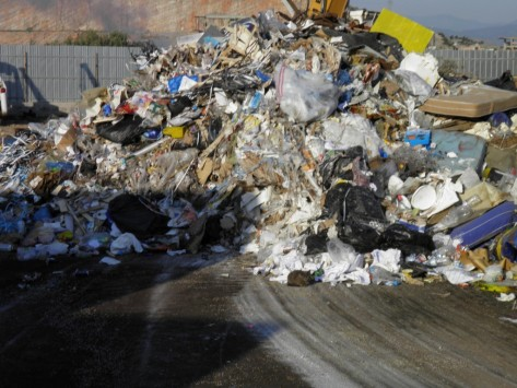 NewsIt.gr: Ήταν υπεύθυνοι εταιρείας ανακύκλωσης και μόλυναν το περιβάλλον! - ΦΩΤΟ