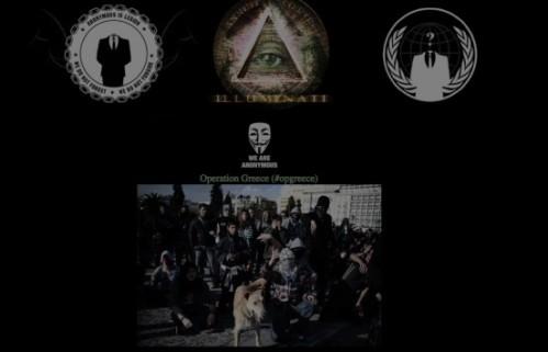 Βρήκαν στο Ναύπλιο τον αρχηγό των Ελλήνων Anonymous - Δεκάδες τα χτυπήματά τους μεταξύ των οποίων σε 3 τράπεζες και τον ΟΑΣΑ