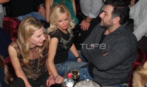 Γ. Αρναούτογλου – Ν. Κοτόβος: Πού διασκέδασαν χθες το βράδυ;