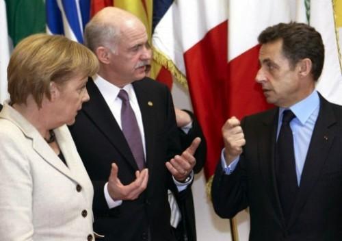 "NewsIt.gr: Παπανδρέου: ""Μέρκελ και Σαρκοζί γνώριζαν για το δημοψήφισμα και έκαναν τους ανήξερους!"""
