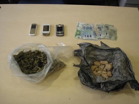 Λέσβος: Έπιασαν 45χρονο έμπορο ναρκωτικών