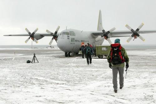 NewsIt.gr: Σουηδία: Χάθηκε νορβηγικό C-130