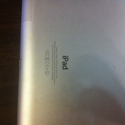 Apple iPad 4th Gen 16GB WiFi